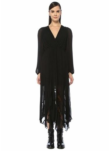 The Kooples Elbise Siyah